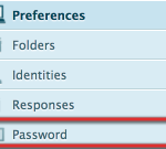 Password Settings
